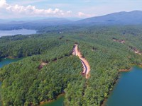 Lake Lot With Direct Lake Access : Seneca : Oconee County : South Carolina
