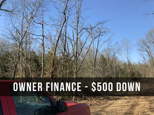 5 Acres With Power And Phone : Ava : Douglas County : Missouri