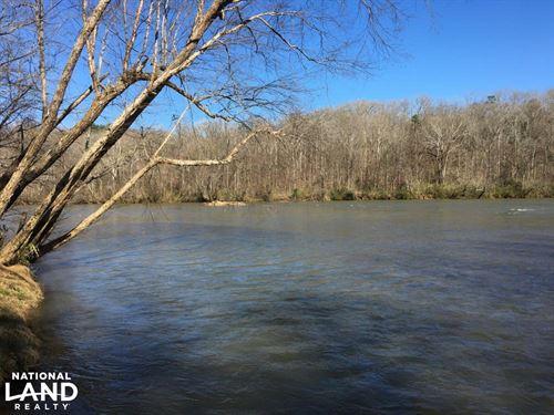 Broad River Recreational Hardwoods : Gaffney : Cherokee County : South Carolina