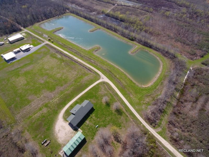 408 Ac, Recreational Tract With Lo : Newellton : Tensas Parish : Louisiana