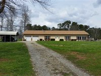 65 Acres + 3Bd/2Ba Home in Statesv : Statesville : Iredell County : North Carolina
