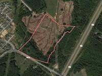 16+ Acres in Lincolnton, Lincoln : Lincolnton : Lincoln County : North Carolina