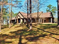 House With 40 Acres, 2 Acre Lake, : Monticello : Lawrence County : Mississippi