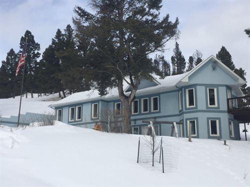 Braziel Lake Loop : Helmville : Powell County : Montana