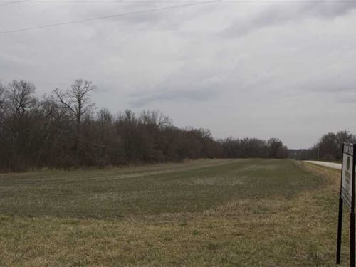 95 Acres, $3500/ Acre in Cass Coun : Creighton : Cass County : Missouri