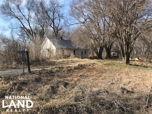 Fremont County Small Acreage : Hamburg : Fremont County : Iowa