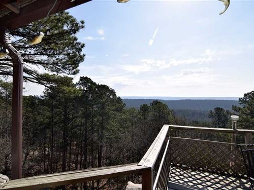Move-In-Ready Kiamichi Wilderness : Moyers : Pushmataha County : Oklahoma