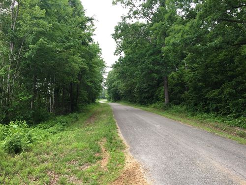 Tract 1543 : Scotts Hill : Decatur County : Tennessee