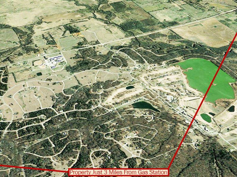 Rural Land In Love County : Burneyville : Love County : Oklahoma