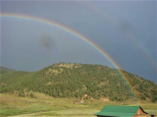 Buffalo Peaks Elk Camp : Buena Vista : Chaffee County : Colorado