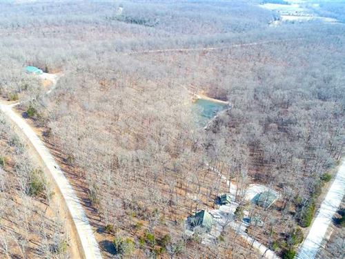 180 Acre Outdoorsman's Paradise th : Perryville : Perry County : Missouri