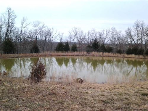 Hunting Getaway OR Build Your Drea : Crocker : Pulaski County : Missouri