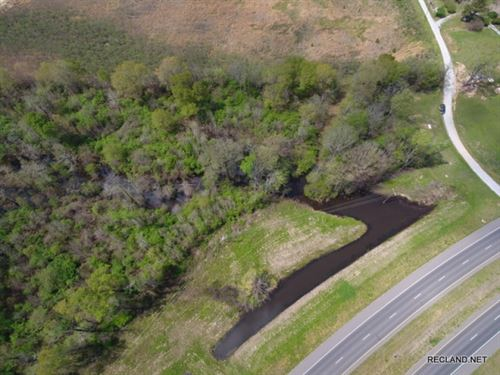 7.5 Ac, Wooded Tract For Commercia : Mangham : Richland Parish : Louisiana