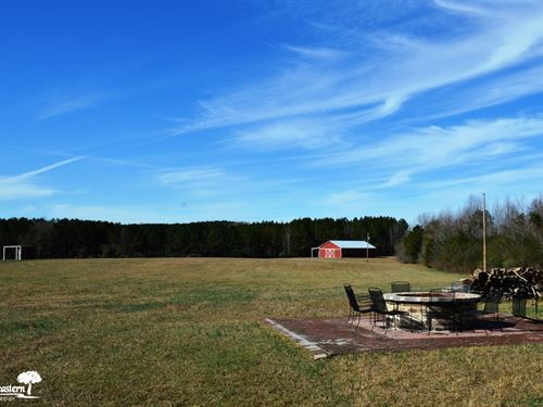 Beautiful Farm With Great Views : Camp Hill : Tallapoosa County : Alabama