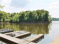 Barren River Lakefront Lot : Austin : Barren County : Kentucky