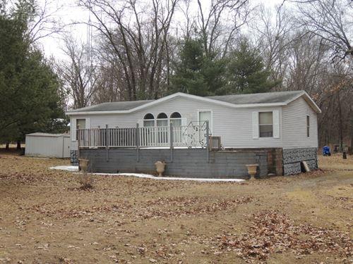 Getaway Recreational Property Home : Wisconsin Dells : Adams County : Wisconsin