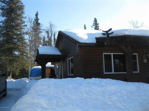 This Home Has Been Built to Last : Kenai : Kenai Peninsula Borough : Alaska