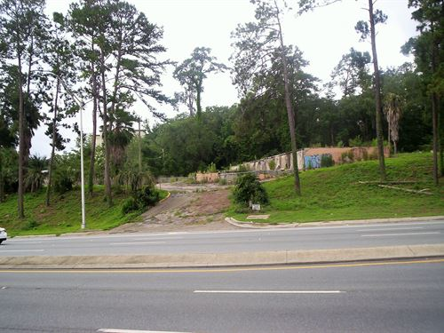Former Hotel Site Near I-10 : Tallahassee : Leon County : Florida
