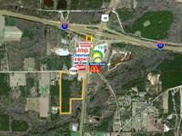 Great Interstate Location Near I-10 : Monti : Jefferson County : Florida