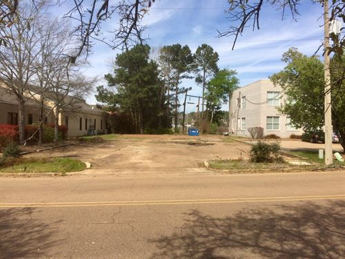 Commercial Lot : Jackson : Hinds County : Mississippi