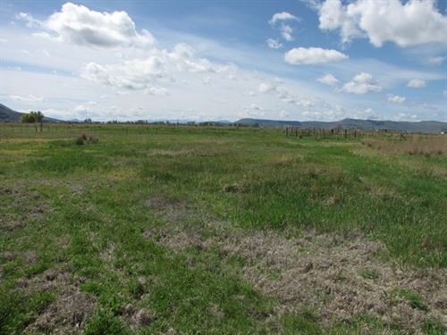 Buildable Irrigated Property : Klamath Falls : Klamath County : Oregon