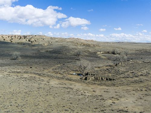 J Baker Ranch : Lance Creek : Niobrara County : Wyoming