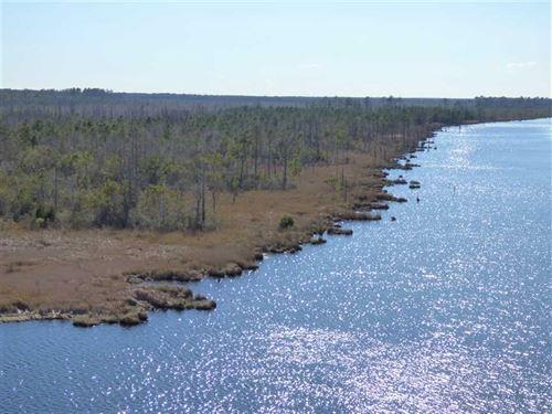 420 Acres in Fairfield, Hyde Co : Fairfield : Hyde County : North Carolina