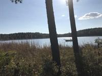 Deep Water Lot, Exceptional Views : Belhaven : Beaufort County : North Carolina