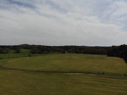 Beautiful Rolling Farm Land : Kingston : Floyd County : Georgia