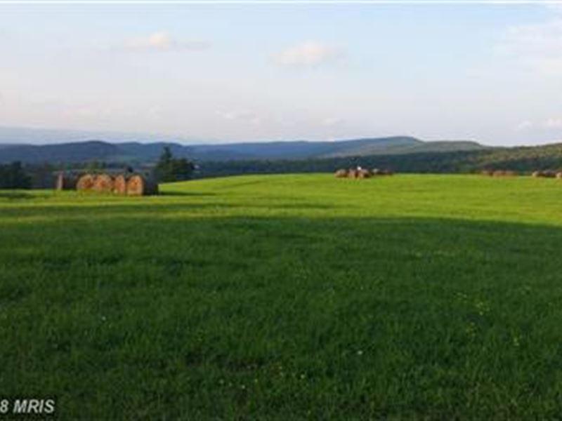 Wild And Wonderful West Virginia : Elk Garden : Hampshire County : West Virginia