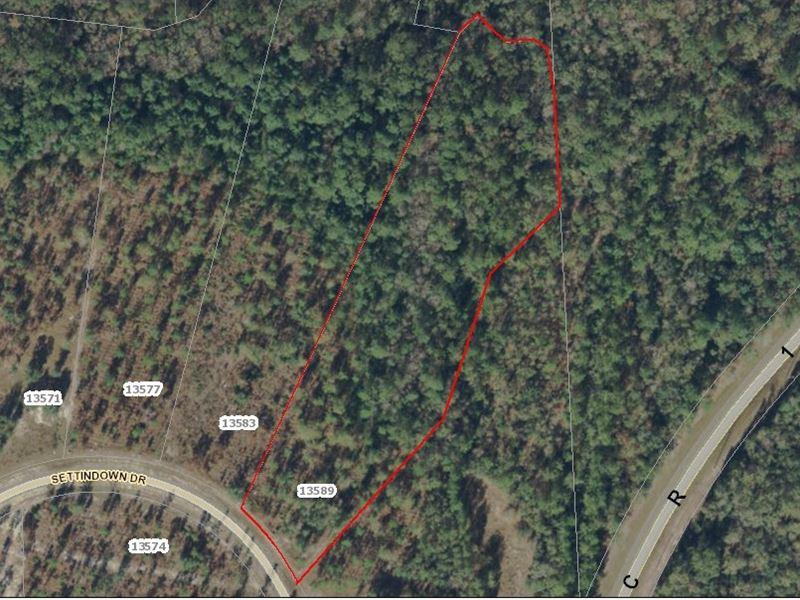 Deep Creek Florida Map.Lot 23 Deep Creek Plantation Land For Sale Bryceville Nassau