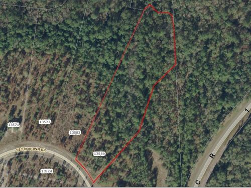 Lot 23- Deep Creek Plantation : Bryceville : Nassau County : Florida