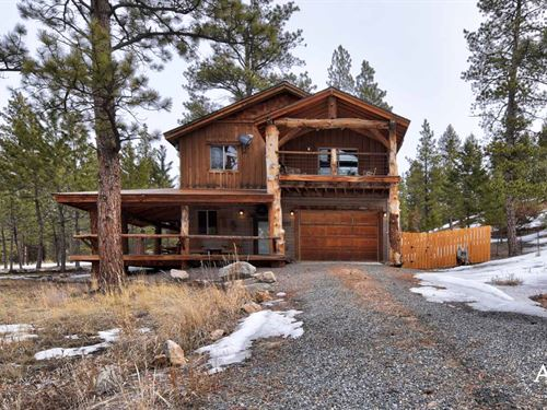 Big Belts Mountain Getaway : Helena : Lewis And Clark County : Montana