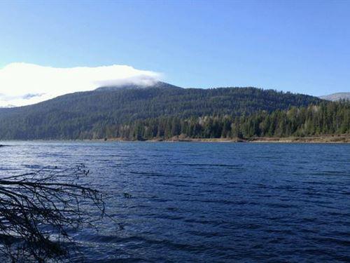 Cabinet Gorge Cabin : Noxon : Sanders County : Montana