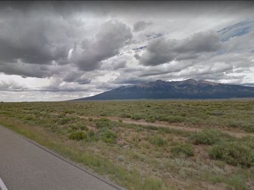 4.7 Acres In Blanca, CO : Blanca : Costilla County : Colorado
