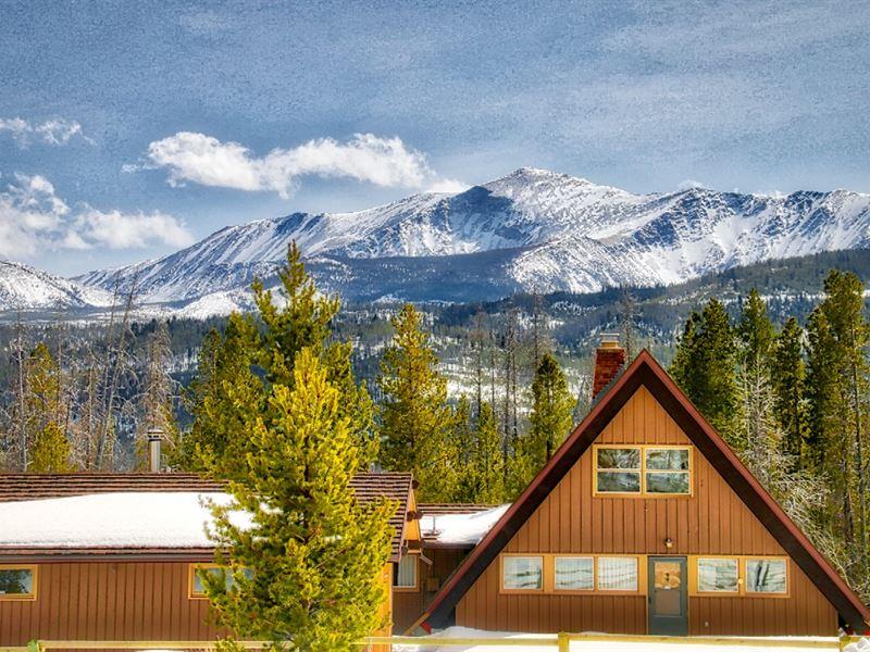 A-Frame Swiss Chalet : Land for Sale : Anaconda : Deer Lodge County ...
