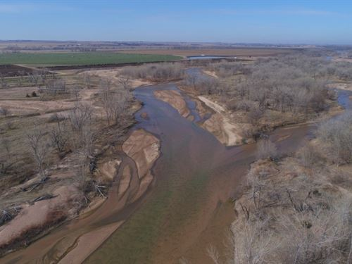 South Platte River Hotspot : North Platte : Lincoln County : Nebraska