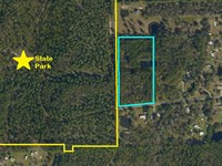 7.89 Acres- Cypress Crest : Jacksonville : Duval County : Florida