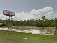 Office Or Retail Development Land : Panama City Beach : Bay County : Florida