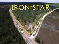 12.839 Ac Tract 8 Iron Star : Huntsville : Walker County : Texas