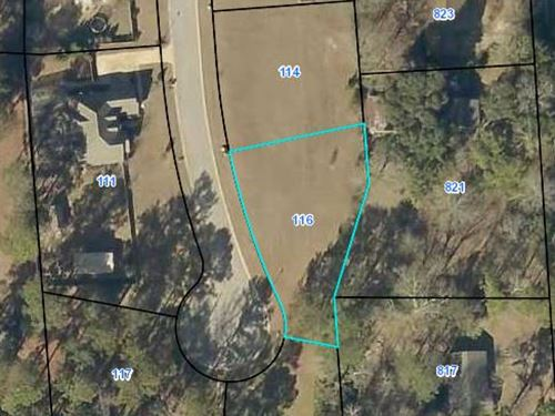 Residential Building Lot Available : Perry : Houston County : Georgia