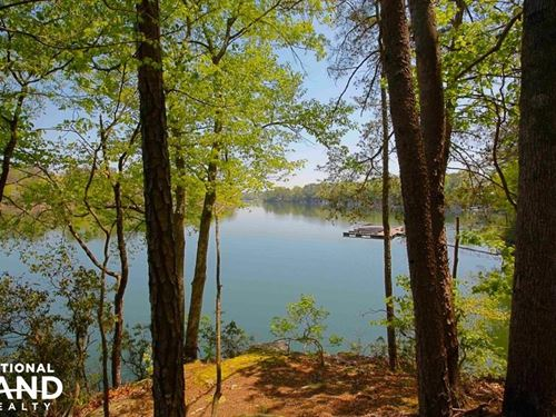 Smith Lake Lot 1 at Lakewoods on Ro : Arley : Winston County : Alabama