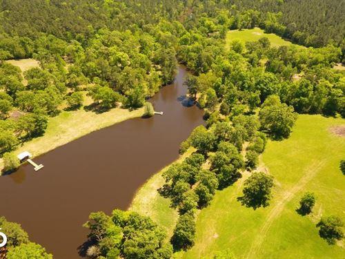 Triple R K Ranch And Recreational : Glendale : Trinity County : Texas