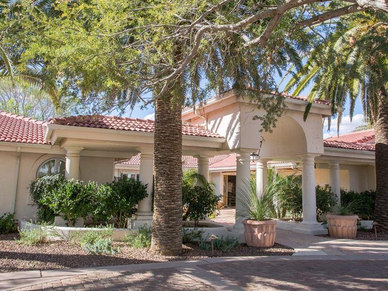 189.7 Acre Rocking Horse Ranch : Morristown : Maricopa County : Arizona