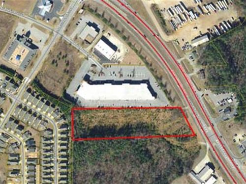 Commercial Land Auction : Hiram : Paulding County : Georgia