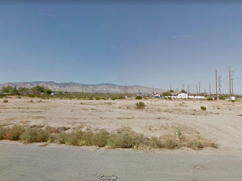 .15 Acres In Mojave, CA : Mojave : Kern County : California