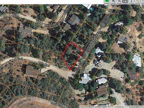 .14 Acres In Frazier Park, CA : Frazier Park : Kern County : California