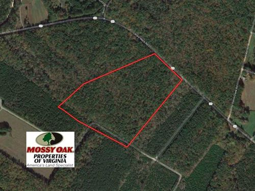 Under Contract, 31 Acres of Hunti : Gloucester : Virginia