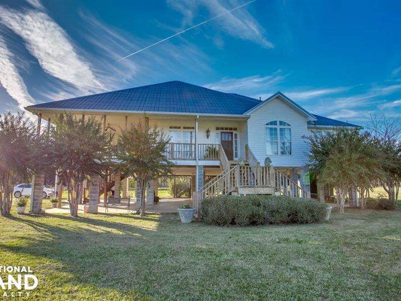 Hodges Lane Home And Pasture Land For Sale Moundville