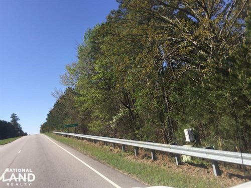 Lugoff Hwy 601 Commercial Tract : Lugoff : Kershaw County : South Carolina